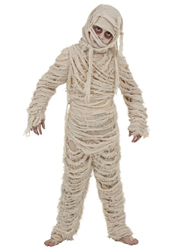 Boy's Mummy Costume Small