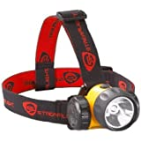 Streamlight 61200 3AA HAZ-LO Headlamp, Yellow