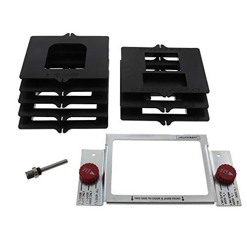Milescraft 1213 Complete Door Mortising Kit