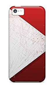 Lmf DIY phone caseNEWArrival iphone 5/5s Case Abstract Red Paint Arrows Case CoverLmf DIY phone case