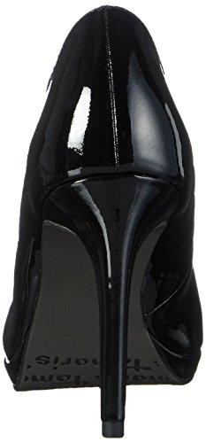 Patent con Nero Plateau 018 Black 22448 Donna Nero Tamaris Scarpe 6qnFxRwv4O