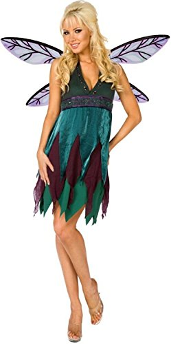 Midnight Dragonfly Costume (Midnight Dragon Fly Costume - Large - Large)