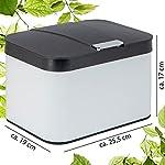 ONVAYA-Cubo-de-basura-biologica-para-la-cocina-cubo-de-compostaje-con-tapa-color-blanco-cubo-de-basura-organica-inodoro-y-hermetico-43-litros