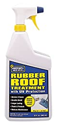 Protect All 68032 Rubber Roof Treatment - 32 oz.