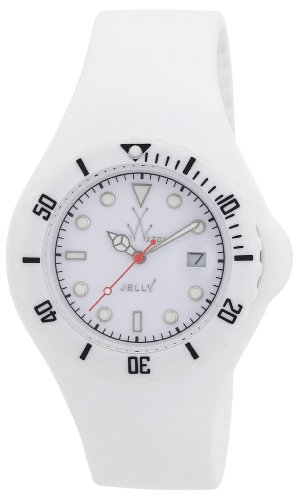 Toy Watch Jelly - White Unisex watch #JY01WH - Toy Watch Jelly