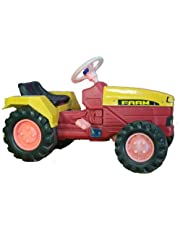 Game farm tractor for children