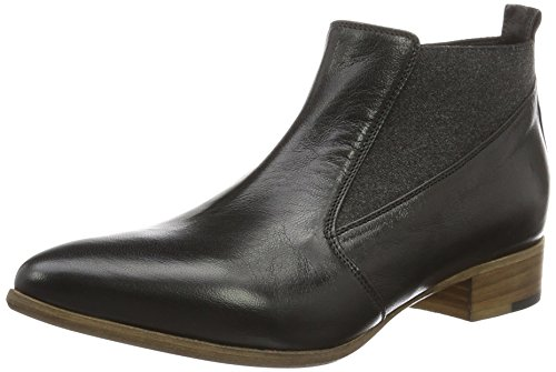 ALBERTO FERMANI Fashion Shoes Women, Stivali Chelsea Donna Nero (Nero)