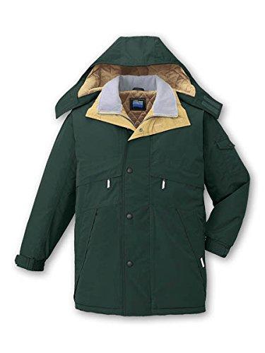 自重堂 48233 防水防寒コート(フード付) M~5L 作業服 防寒着 B077RF7YL7 EL|グリーン(012) グリーン(012) EL