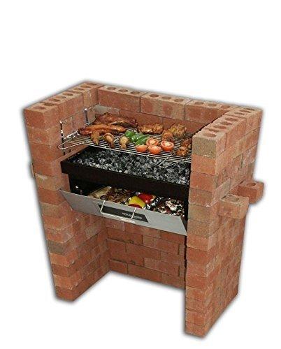 Construir, Grill y hornear Barbacoa conjunto!: Amazon.es: Jardín