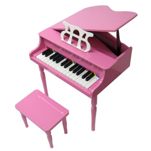 (Child's Baby Grand Piano (Pink))