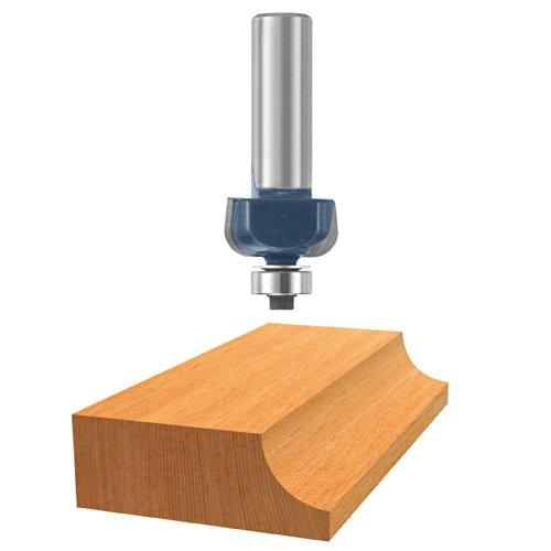 Bosch 84428M 3/8 In. x 9/16 In. Carbide Tipped Cove Bit