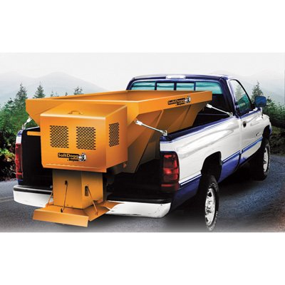 SaltDogg Professional Hopper Sand and Salt Spreader 1400050