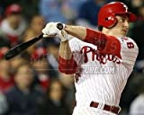 Chase Utley Philadelphia Phillies World Series bat 8x10 11x14 16x20 photo 0914 - Size 11x14