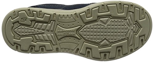 Skechers Expected - Tomen, Mocassini Uomo Blu (Navy)