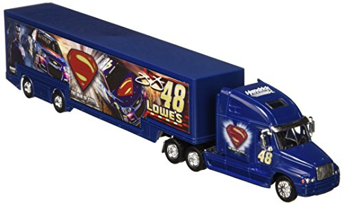 Lionel Nascar Collectables Jimmie Johnson 48 Lowe's 1/64 Scale Superman (64th Limited Edition)