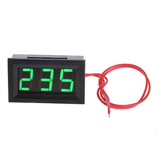 2 wire ac voltmeter voltage
