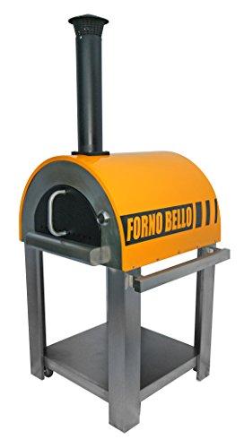 Backyard Pizza Oven Forno Bello (Yellow)