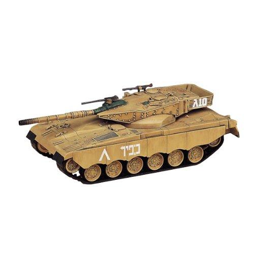 Academy Israeli MBT Merkava Military Land Vehicle Model Building Kit from Academy Models