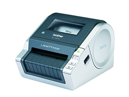 Brother QL-1060N Network Thermal Label Printer – Monochrome – Thermal Transfer – 110 mm/s Mono – 300 dpi – Serial, USB
