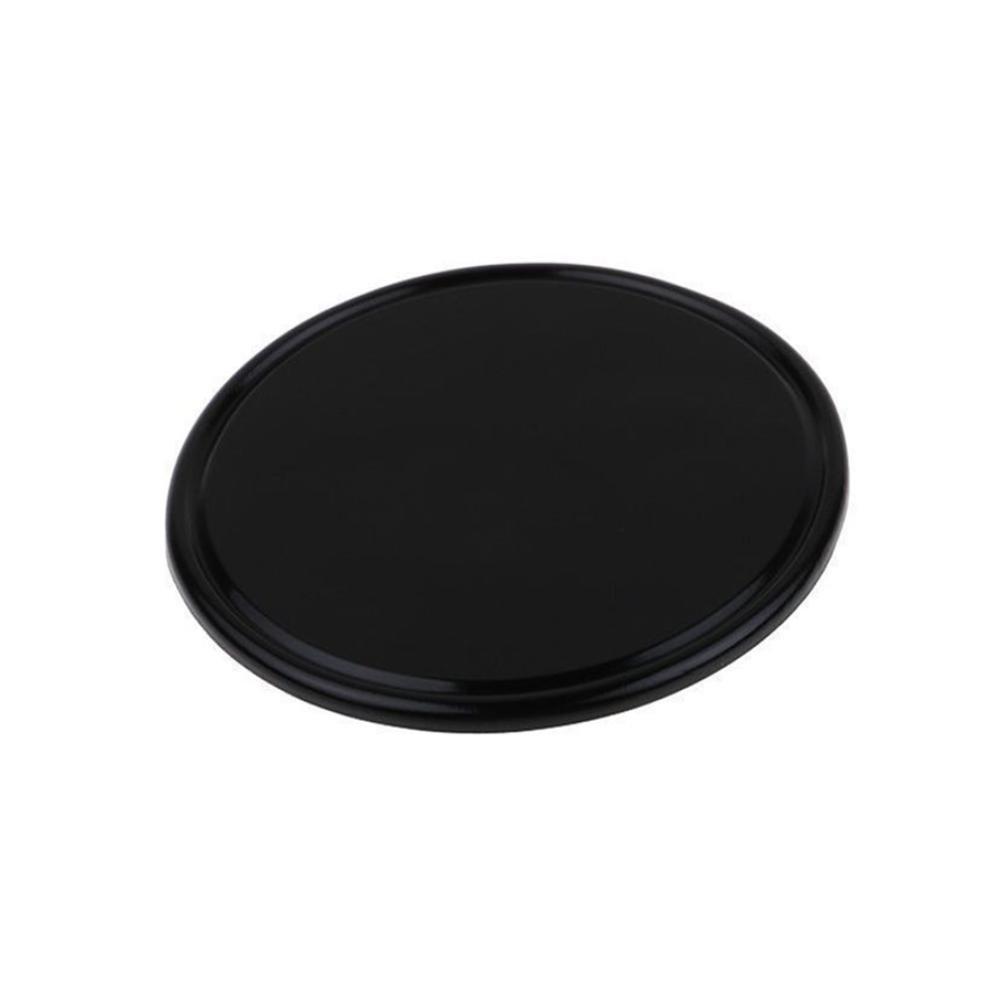 Chezaa Phone Mat,2Pcs/5Pcs/10Pcs Fashion Powerful Silica Gel Magic Sticky Pad Cellphone Anti Slip Mat for Car Accessories (Black,2pcs)