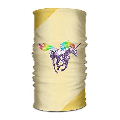 Apocalypse Wolverine Costume (MoMo Unisex Rainbow Unicorn Headwear Bandanas For Cancer Motorcycle Walking Skiing, Football Outdoor)
