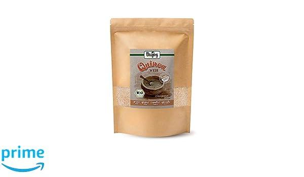 Biojoy Semillas de Quinoa Blanca BIO, Chenopodium quinoa (1 ...