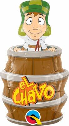 14 Inch El Chavo del Ocho Balloon