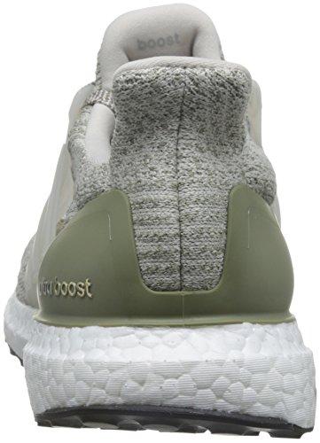 Les Hommes Adidas Chaussures De Course Ultra Boost Gris (griper / Griper / Cartra)