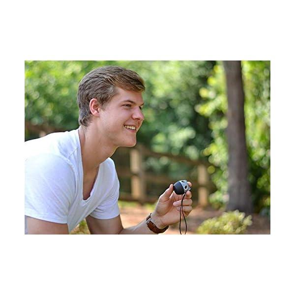 TBS2520 Mini Enceinte Bluetooth sans Fil - Mini-Animal Souris - Super Mignon & Puissante - 3 Watts - Kit Main-Libre Téléphone & Selfie - Appli pour Jouer - pour iPhone Samsung Huawei etc & Tablette 5