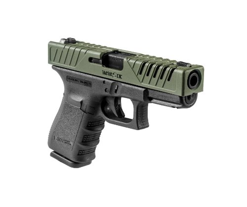 Tactic Skin 17 Fab Defense Glock 17 slide Cover (ODgreen) for sale  Delivered anywhere in USA