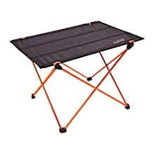 SUNVP Ultralight and Portable Folding PicnicTable with Carrying Bag for Outdoor Camping Hiking Picnic