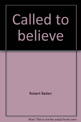 Called to believe: Student book (Eternal word)