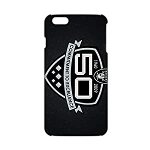 Wish-Store Oakland Raiders commitment to excellence (3D)Phone Case for iPhone 6plus