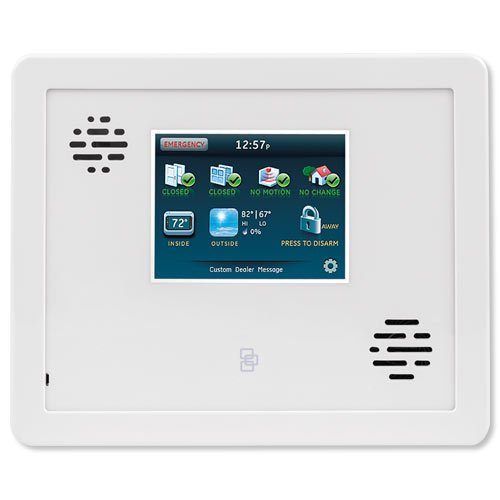 GE Simon XTi Color Touch Screen Control Panel