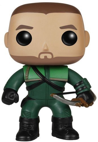 Funko POP TV: Arrow - Oliver Queen 'the Green Arrow' Action Figure