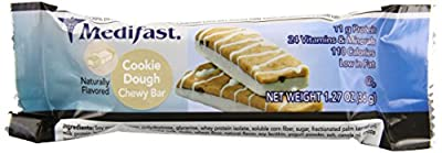Medifast Cookie Dough Bar
