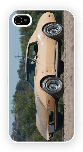 Chevrolet Corvette C3 Peach, iPhone 6, Etui de téléphone mobile - encre brillant impression