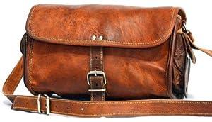 Leather Messenger Leather Women's Handbag Shoulder Bag Hobo Tote Purse