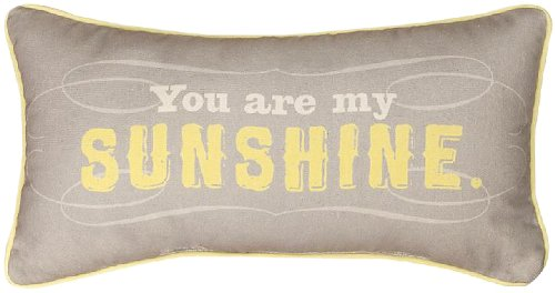 Throw Pillow, You Are My Sunshine
