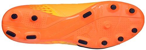 Puma Evospeed 17.2 Lth FG, Scarpe da Calcio Uomo Giallo (Ultra Yellow-peacoat-orange Clown Fish 02)