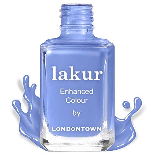 LONDONTOWN Lakur Nail Polish, Amalfi Love