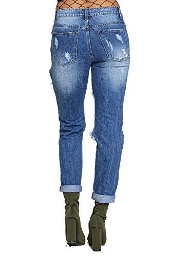 Divadames Jeans Denim Donna Donna Jeans Divadames Denim q1wwURZ