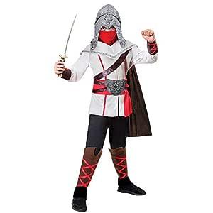 Amscan Traje de Ninja del Estilo del Credo de los Asesinos ...