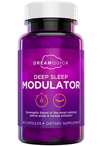 DreamQuick Deep Sleep Modulator Time Released product image