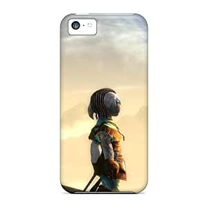 Premium Tpu Guild Wars 2 Beauty Cover Skin For Iphone 5c