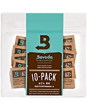 Boveda 62% RH 2-weg Humidity Control, 10 x 8 gram - by Boveda