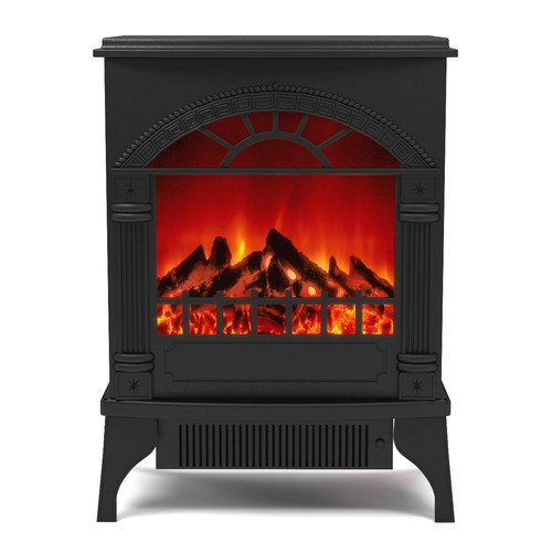 Regal Flame Apollo Electric Fireplace Free Standing Portable Space Heater Stove Better than Wood Fireplaces, Gas Logs, Wall Mounted, Log Sets, Gas, Space Heaters, Propane, Gel, Ethanol, Tabletop by Regal Flame