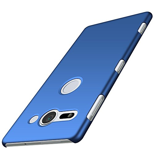 fd6f8cb5c04712 Sony Xperia XZ2 Compact Case, Arkour Minimalist Ultra Thin Slim Fit Cover  with Smooth Matte