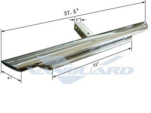 VanGuard Off Road VANGUARD VGPDB-0573SS 38″ Hitch Step Double Layer for 2″ Receiver