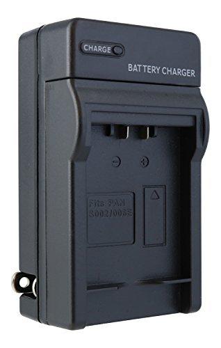 Panasonic Lumix DMC-FZ28Cargador de batería compacto–Calidad Premium techfuel Cargador de batería